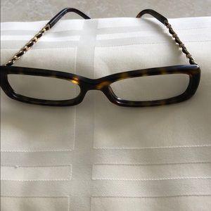Vintage Chanel eyeglass frames